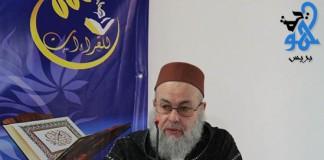 «رفاييل» الإيطالي يعلن إسلامه في مسجد حمزة بمدينة سلا ويتسمى بمصطفى