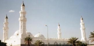 مسجد قباء بالمدينة المنورة.. أول منارات الهدى على وجه الارض