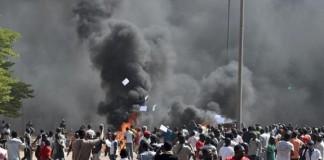 سفارة المغرب في بوركينا فاسو: لم يصب أي مواطن مغربي في شغب واغادوغو