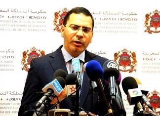 الخلفي: المغرب في مواجهة التهديدات الإرهابية بعد أن ذكر إسميا كهدف