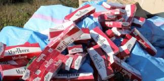 ضبط أزيد من 7 آلاف علبة سجائر مهربة من الجزائر بمرأب بالصخيرات
