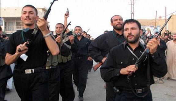 المليشيات الشيعية بالعراق تستخدم حرب داعش كقنبلة دخان لتهجير السنة