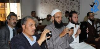 الإفراج عن عبد الله الحمزاوي بعد اعتقال دام ساعات طوال وتحقيق عادي