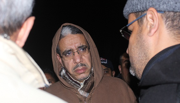 نعي وزير التجهيز والنقل عزير الرباح للراحل عبد الله بها