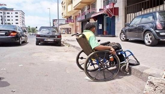 اليوم العالمي لذوي الإعاقة وعدم تفعيل قانون الولوجيات..