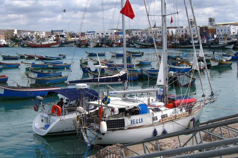 اتفاق للتعاون بين الوكالة الوطنية للموانئ وميناء هويلفا الإسباني