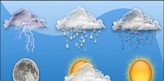 توقعات أحوال الطقس ليوم غد الأربعاء.. أمطار ضعيفة ومتفرقة