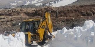 وزارة النقل: إعادة فتح الطريق الرابطة بين شفشاون واسكان بعد إزاحة الثلوج