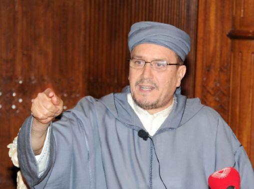 الدكتور محمد الروكي يرثي الراحل عبد الله بها شعرا