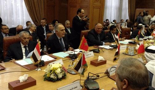مجلس الجامعة العربية يؤكد دعمه لجهود المغرب لفائدة القضية الفلسطينية والقدس
