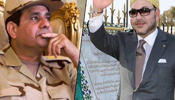 موقع رصد المصري: 3 سيناريوهات لـ«انقلاب» التلفزيون المغربي على السيسي