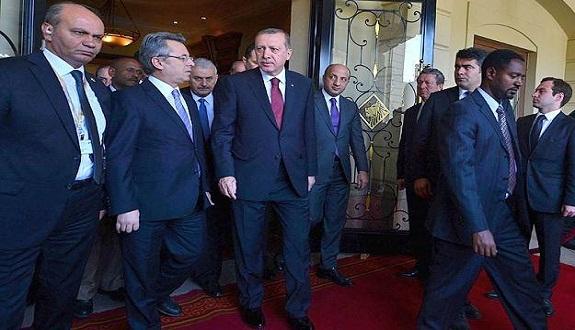 أردوغان يقطع جولته في إفريقيا لحضور جنازة الملك عبد الله