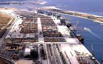 النشاط العام لميناء طنجة المتوسط يحقق خلال 2014 ارتفاعا بنسبة 17%