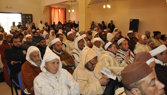 الملتقى الخامس للسيرة النبوية بمدينة تنغير