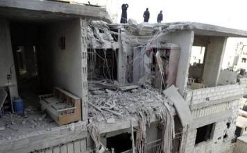12 قتيلاً في غارات روسية على إدلب