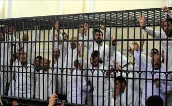 """إحالة أوراق 20 مصرياً """"للمفتي"""" تمهيداً لإعدامهم في قضية """"كرداسة"""""""