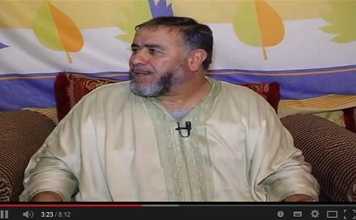 جديد الاعلام المغربي حول الانقلاب في مصر - الشيخ عبد الله نهاري