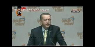 أردوغان: بأي وجه ذهب نتنياهو للمشاركة في مسيرة باريس وهو ممارس الإرهاب