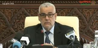 كلمة بنكيران في افتتاح المجلس الحكومي.. يشيد فيها بعدم مشاركة المغرب في مسيرة باريس