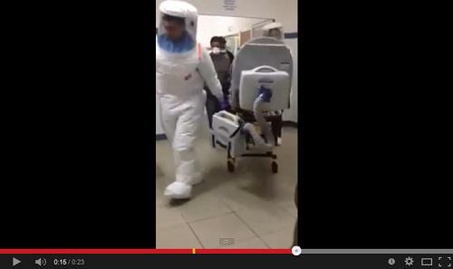 حالة اشتباه بإصابة بإيبولا بمستشفى مولاي يوسف بالرباط
