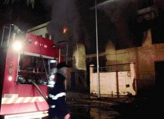 خسائر مادية هامة دون ضحايا في حريق بوحدة صناعية بالدار البيضاء