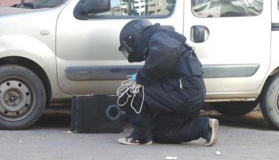 حقيبة مشبوهة تستنفر الأمن بمكناس