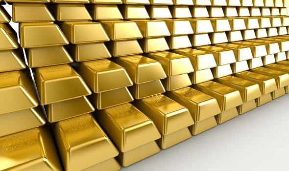 الذهب يهبط لأدنى مستوى في شهر مقابل صعود الدولار