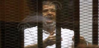 مرسي: لم أر أحدا من أهلي منذ 7 نونبر 2013