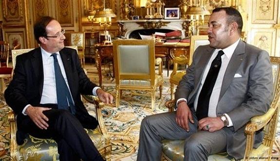 الملك محمد السادس والرئيس الفرنسي يعطيان دفعة قوية للتعاون المغربي-الفرنسي