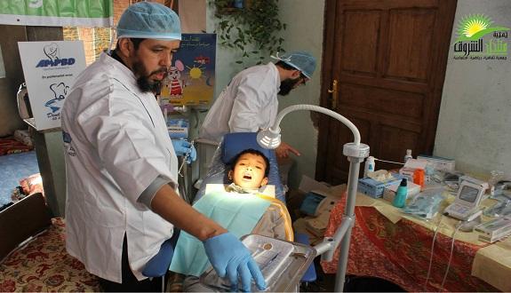 قافلة طبية مغربية إسبانية مشتركة
