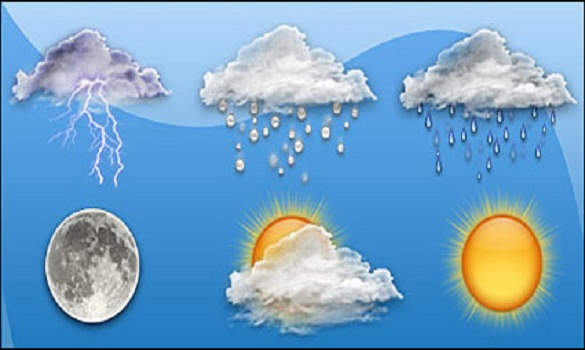 توقعات أحوال الطقس ليوم غد الخميس 26 مارس 2015