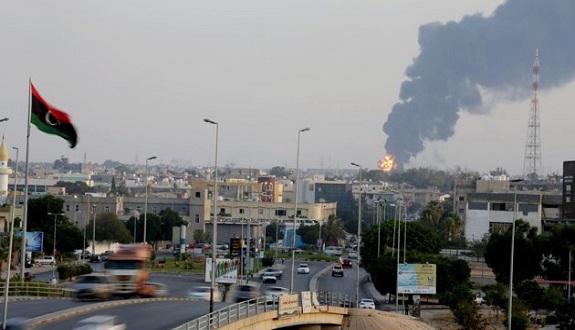 اجتماعات في المغرب والجزائر لحل الأزمة الليبية