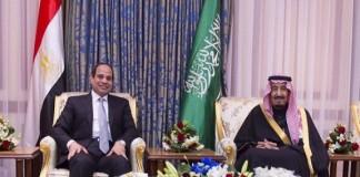 العاهل السعودي للسيسي: نساند جهود مصر في مكافحة الإرهاب