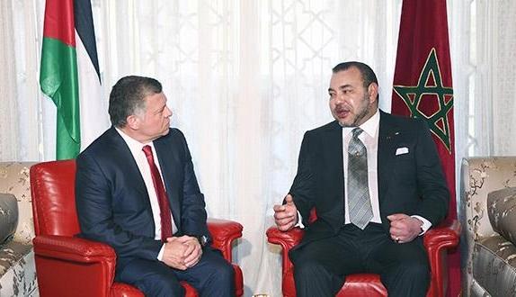 المغرب و الأردن يطمحان إلى الارتقاء إلى مستوى الشراكة الاستراتيجية التكاملية