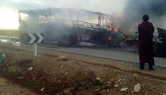 هل صحيح أن الشاحنة التي تسببت في فاجعة طانطان مجهولة وتهرب البنزين؟!