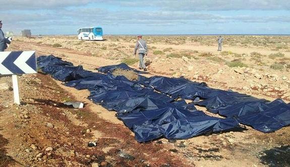 ارتفاع عدد ضحايا فاجعة طانطان إلى 34 بعد وفاة حسناء نزيلة مستشفى ابن طفيل
