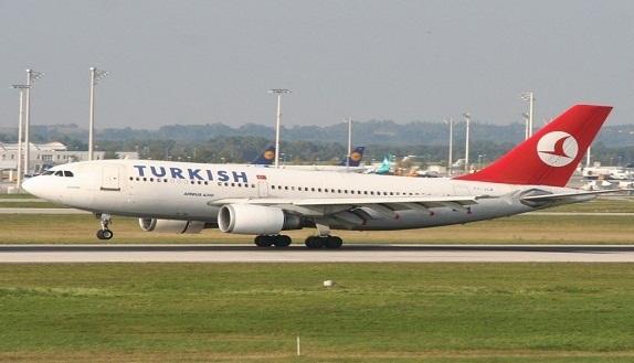 طائرة تركية تحول مسارها بسبب مخاوف من وجود قنبلة