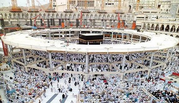 الانتهاء من توسعة الطواف رمضان المقبل.. 105 آلاف طائف في الساعة
