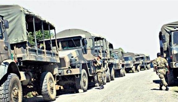 قانون خاص بالعسكريين يثير أزمة في تونس