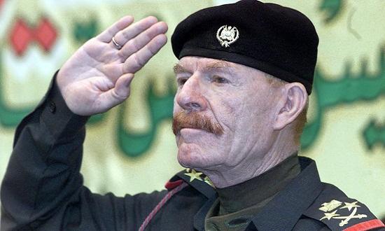 محافظ صلاح الدين يعلن مقتل عزت الدوري نائب رئيس عراقي الراحل صدام حسين