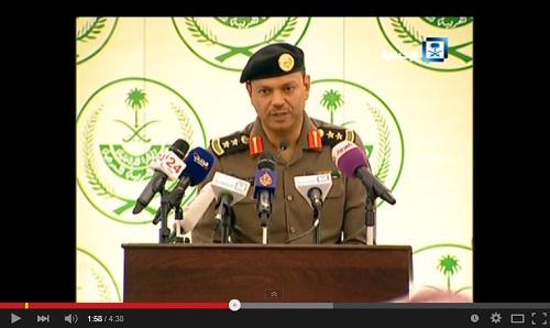 الداخلية السعودية تفشل عملية لداعش وملابسات جريمة إطلاق النار على إحدى الدوريات شرق الرياض