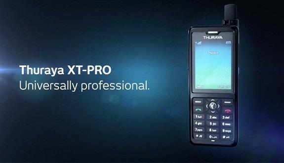 الثريا تكشف عن هاتفها الأكثر تقدما في العالم Thuraya XT-PRO
