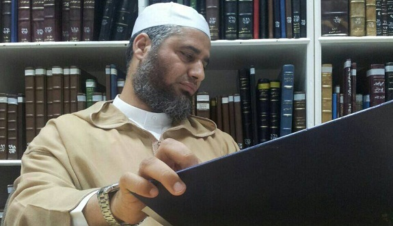 تضامني مع الدكتور حميد العقرة