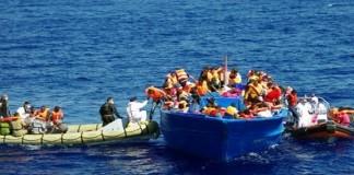 إنقاذ 30 مهاجرا وفقدان آخرين في مضيق جبل طارق