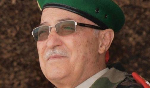 وفاة الجنرال دو كور دارمي عبد العزيز بناني في فرنسا بعد طول معاناة مع المرض
