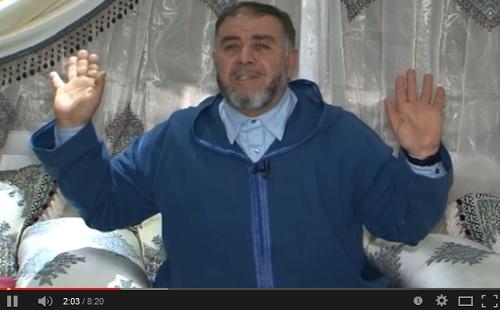 الشيخ عبد الله نهاري تسونامي العري يجتاح المغرب من العاصمة عبر دوزيم