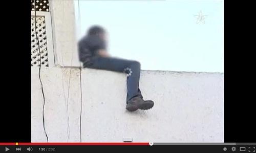 مفاجآت مثيرة تلف قضية المغربي المطرود من بريطانيا والذي حرق منزل والديه بالرباط