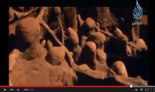 بديع خلق الله.. وادي النمل بناء هندسي يحير العلماء