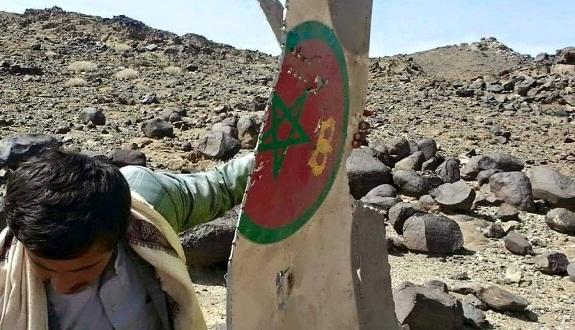 كومندو مغربي من سرب إف 16 للبحث عن الطيار المغربي المفقود في اليمن