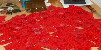 توقيف شخص بحوزته 10 ألاف و600 قرص مخدر من نوع «ريفوتريل» بوجدة